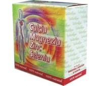 Calciu Magneziu Zinc Seleniu