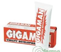 Gigaman Crema pentru Cresterea Potentei