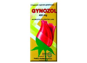 Gynozol 400 mg capsule vaginale
