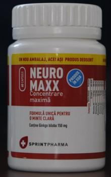 Neuromaxx X 20 capsule