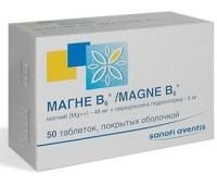 Magne B6 drajeuri