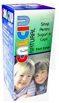 Calciu Natural sirop