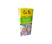 Calciu cu Vitamina D3 Natural sirop