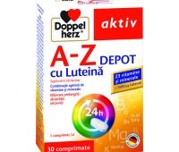 Doppelherz A-Z Depot Luteina x 30 cps
