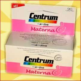 Centrum A Zinc Materna