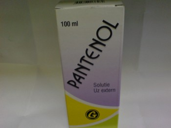 Pantenol Solutie STOC 0