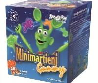Minimarţieni Gummy Boneactiv X 60 jeleuri 1+1 Gratis