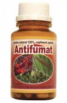 Antifumat capsule, Hypericum, 60 capsule