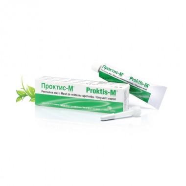 Proktis-M unguent rectal x 30 g
