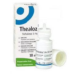 Thealoz Solutie Oftalmica x 10 ml