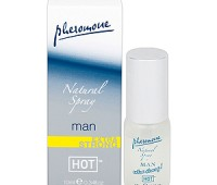 Natural Spray Man Extra Strong x 10 ml