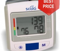 Tensiometru Scala SC 7100 de Incheietura