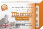 Extract Purificat de Rasina Mumie x 60 cps
