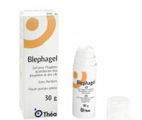Blephagel Gel pentru Igiena Pleoapelor si Genelor x 30 g