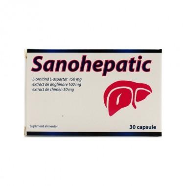 Zdrovit Sanohepatic x 30 cps