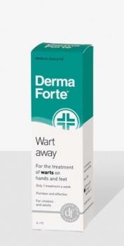 DermaForte Wart Away x 4 ml