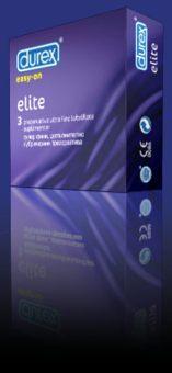 Durex Elite x 3 buc.