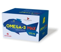 Omega 3 Max 1000 mg x 180/120 mg x 60 cps moi