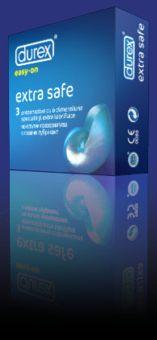 Durex Extrasafe x 3 buc.