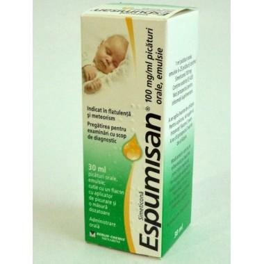 Espumisan Solutie 100 mg/ml x 30 ml