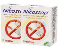 Nicostop , Parapharm oferta 1+1 gratis