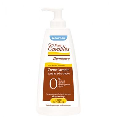 Dermazero Crema curatatoare pentru piele sensibila x300 ml