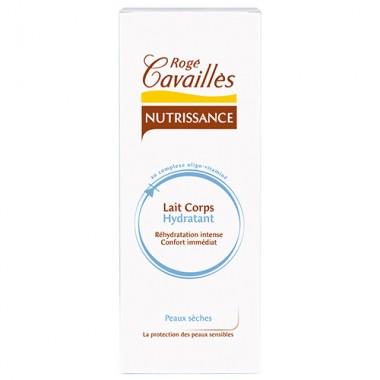 Nutrissance lapte de corp hidratant piele uscata