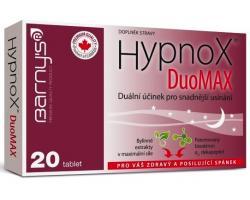 Hypnox DuoMAX x 20 cpr Barny's