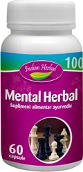 Mental Herbal x60cps
