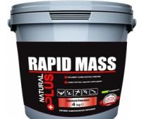 Rapid Mass x1000 gr (Capsuni,Banane si Vanilie)
