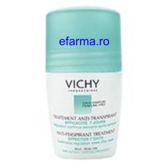 Vichy Deo Roll-On Eficacitate 48 de ore