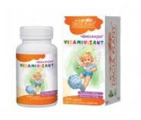 Vitaminizant Ingeras x60Cpr