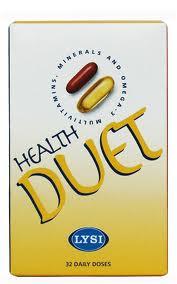 Health Duet x32 cps+Vit&Min x32 cpr