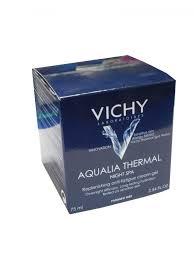 Vichy Aqualia Thermal SPA Gel de noapte x 75 ml