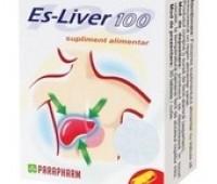 Es-Liver 100 x30 cps Oferta 1+1 gratis