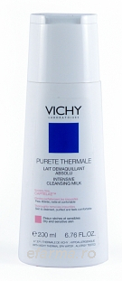Vichy - Purete lapte demachiant Piele Uscata si Sensibila