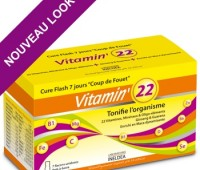Vitamin'22 Sirop 7 flacoane x 30 ml
