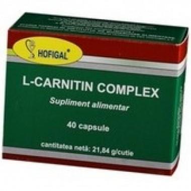 L-Carnitin Complex x 40 cps