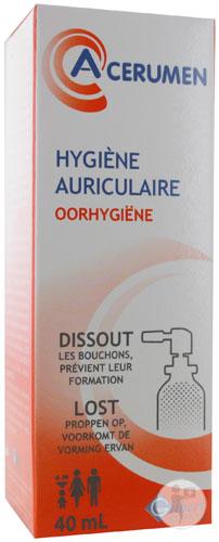 A-Cerumen spray x40ml