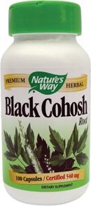 Black Cohosh (Menopauza) X100Cps
