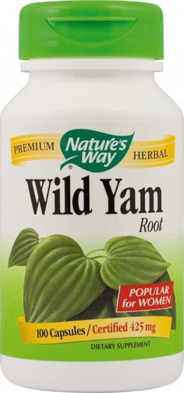 Wild Yam x100 capsule