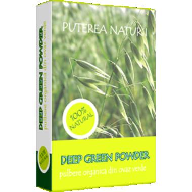 Ovaz Verde Pulbere Organica x 150gr