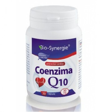 Coenzima Q10 30 mg x 30 cps 1+1 oferta