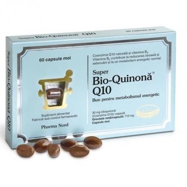 Bio-Quinona Q10 60 cps