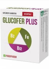 Glucofer Plus x 30 cps