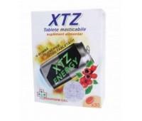 XTZ Tablete Energizante Masticabile x30tb