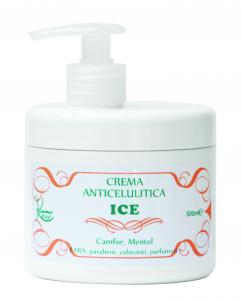Crema Anticelulitica Ice x 500 ml