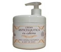 Crema Anticelulitica cu Cafeina x 500 ml