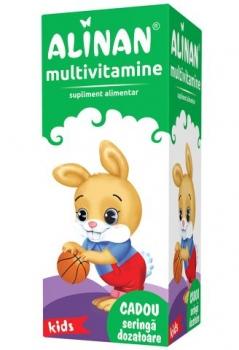 Alinan Multivitamine Sirop Kids