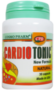 Cardiotonic x 30 cps +10 cps gratis